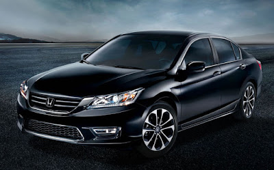 Perubahan Honda Accord Versi Coper Mesin New