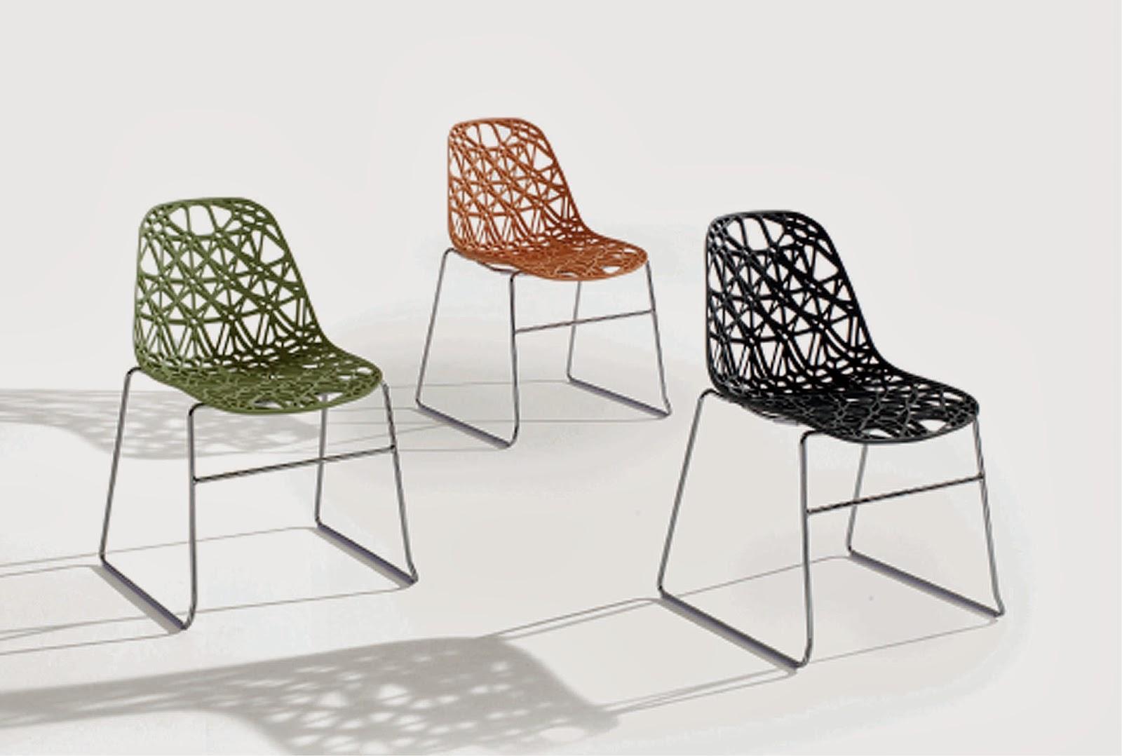 Nett colecci n dise o tafesa sillas y mesas met licas for Sillas metalicas