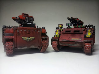 RAZORBACK - BLOOD ANGELS - WARHAMMER 40000