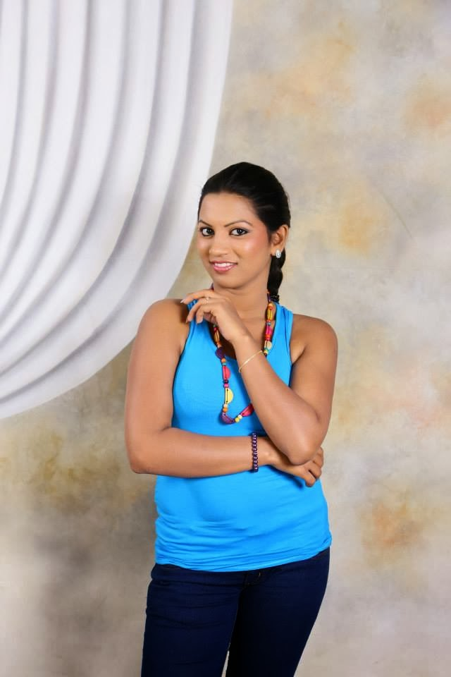 Sithumini Perera sri lanka model