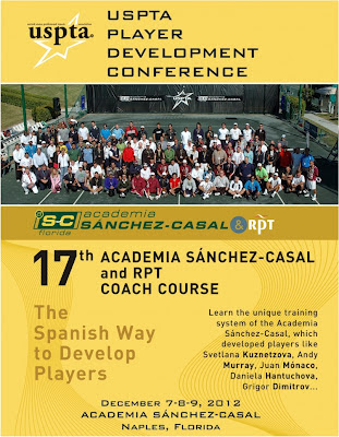 USPTA Player Development Conference - Dec 7-9, 2012