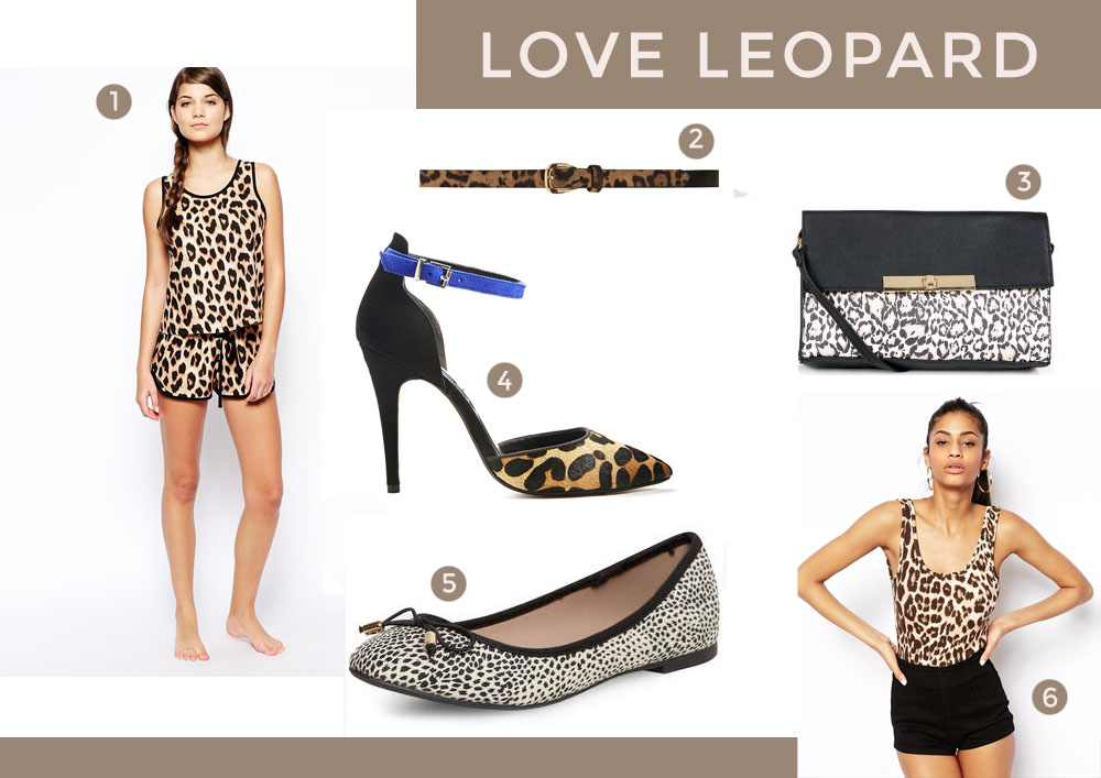 Leopard Print Fashion Ideas from UK Fitness and Lifestyle Blog The Claire Diaries