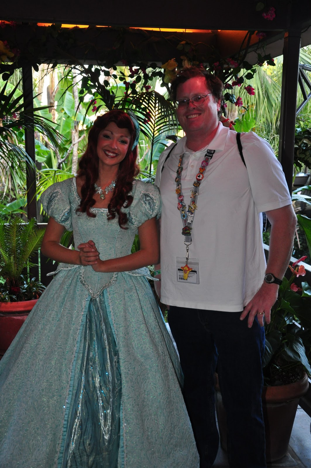 Williams Family Big Changes With Disney Character Meet And Greets
