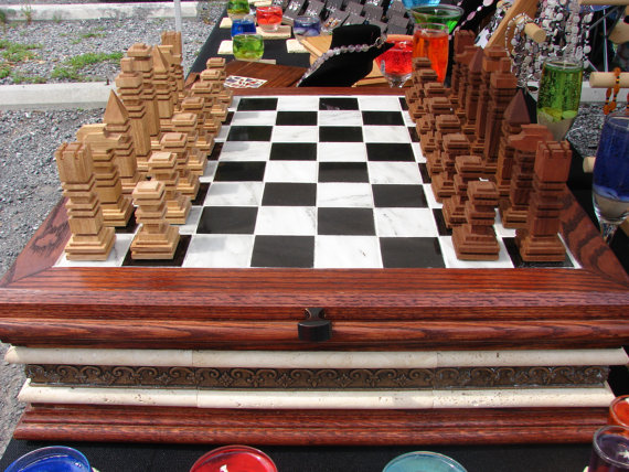 15 Cool And Unique Chess Sets Part 3