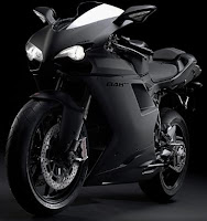2012 Ducati Superbike 848 EVO - black color