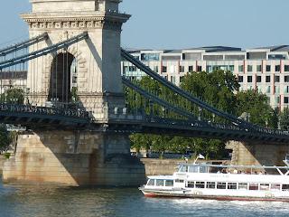 Concrete Bridge, Budapest, Torok