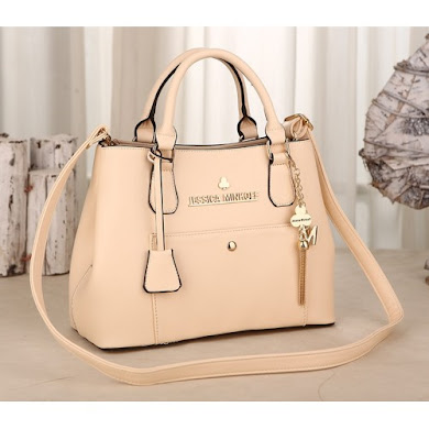 JESSICA MINKOFF BAG - CREAM