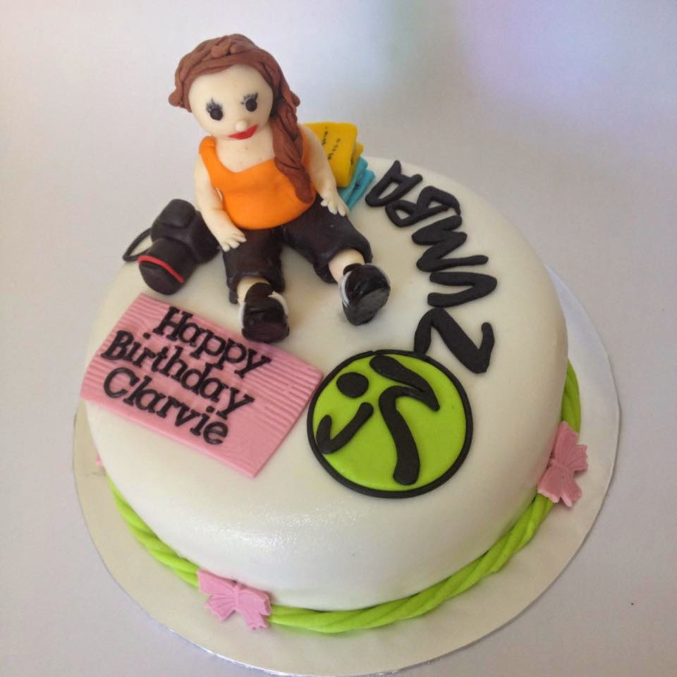 Cupcakes Birthday Cakes Engagement Cakes Wedding Cakes Zumba