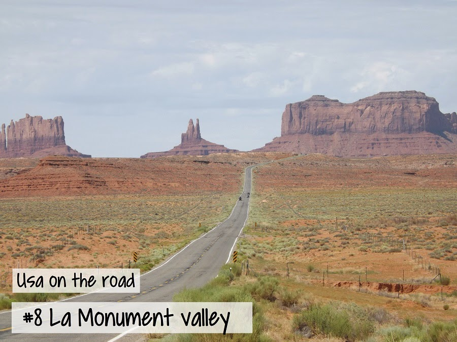 monument valley, silvia diemmi, banana e cioccolato