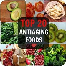 Anti Aging Food Sources