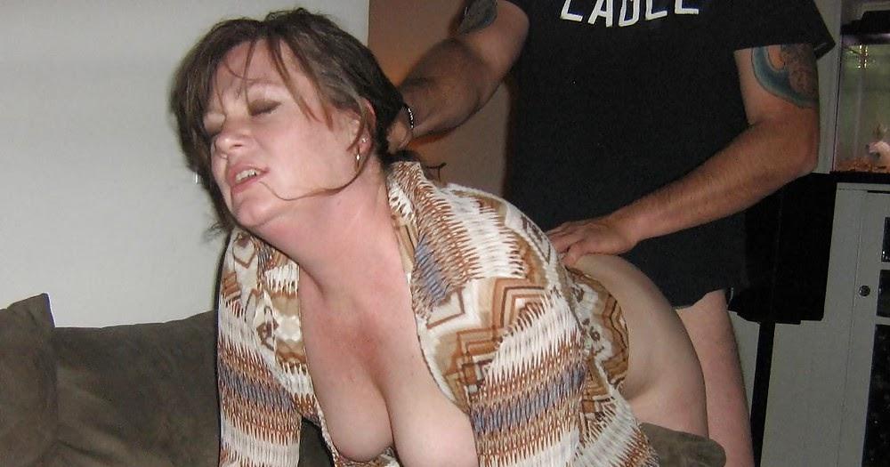 Fucking oily slippery tit