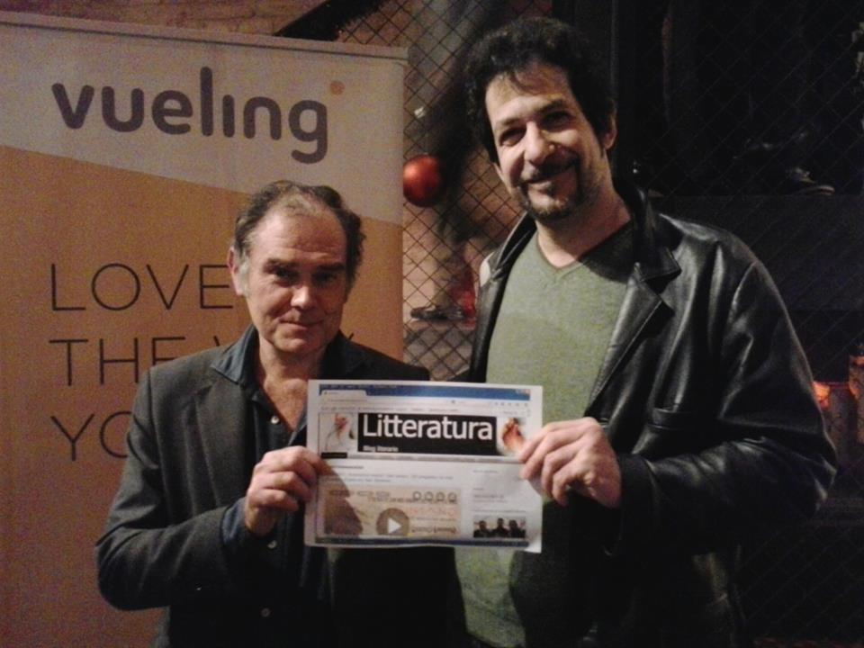 Los grandes maestros leen Litteratura