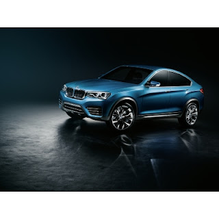New BMW Concept X4 CAR