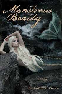 Book cover of Monstrous Beauty by Elizabeth Fama