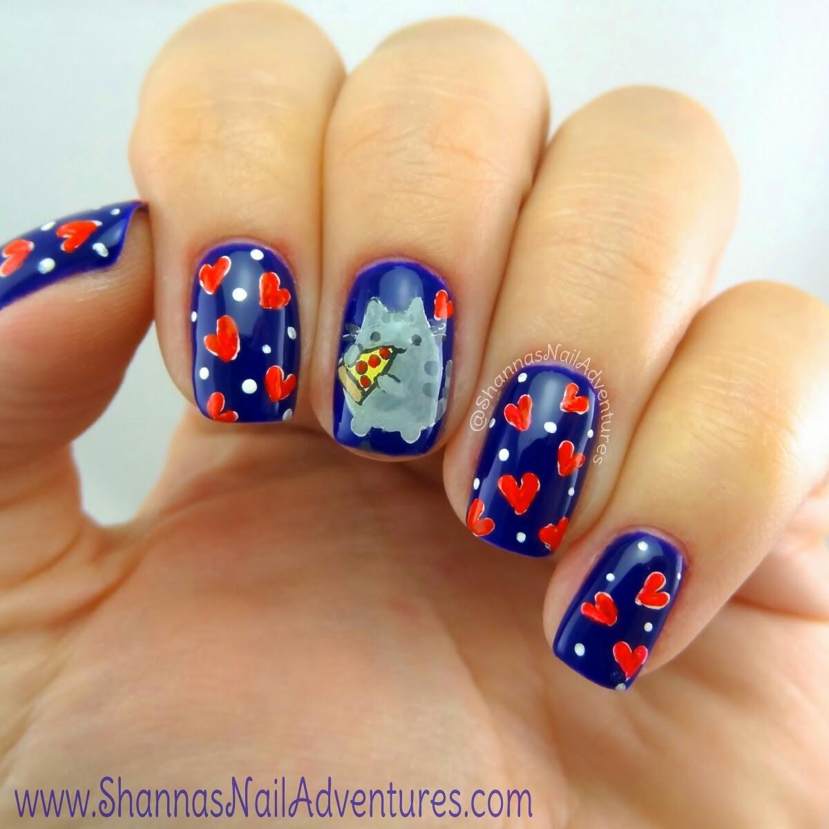 Shanna\'s Nail Adventures: September Nail Art Challenge
