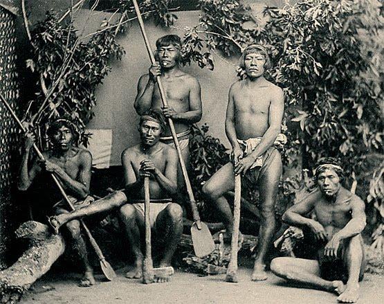 фото индейцы голые