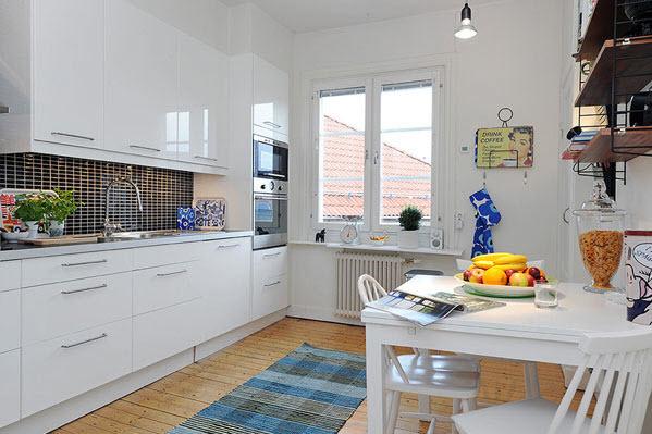 Tasarım harikası mutfaklar