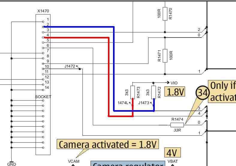 Nokia 6630 Camera Problem Picture Help
