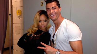 Rihanna dice que Cristiano Ronaldo es Gay