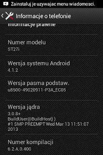 """Sony ha comenzado a liberar la actualización oficial a Jelly Bean 4.1.2 para el Xperia GO ST27i en algunos países de Europa y Asia, afortunadamente la rom es compatible con cualquier Xperia GO ST27, sin importar si es terminación """"i"""" o """"a"""". Es una rom unbranded, esto quiere decir que viene sin basura de ningún operador y sólo tendrías que agregar el APN de tu carrier para tener conexión de datos. Primero que nada descargar el software FlashTool Descarga desde aquí   2.  Rom JB 4.1.2 – ST27i_6.2.A.0.400_CE_1264-7472_RH1.ftf oficial Sony: Xperia GO ST27 – descarga desde aquí ¿Cómo"""