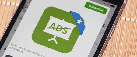 Cara menghilangkan Iklan Ads di BBM untuk Android