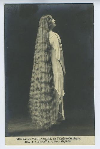 GREAT FRENCH SOPRANO ALINE VALLANDRI (1878 – 1952) CD