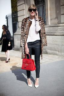 hbz street style Paris fw13 day3 05 lgn 2013 Sokak Modası