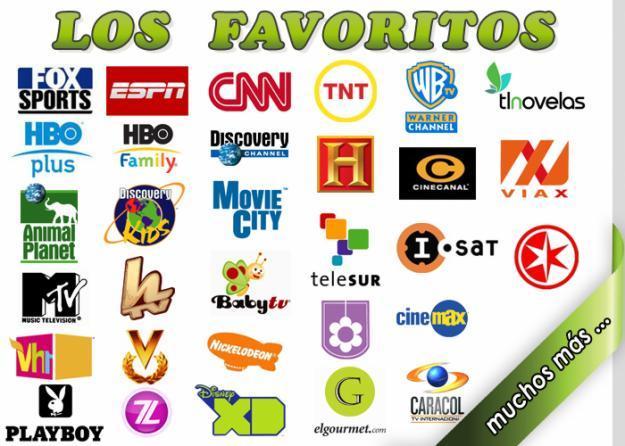 Canales De Television Gratis 89