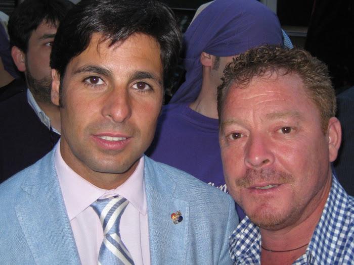 Er Torero Peli con Fran Rivera