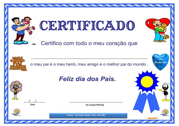 Márgenes para certificado - Imagui