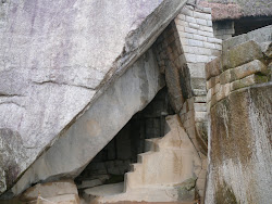 Royal Mausoleum, Machu Picchu
