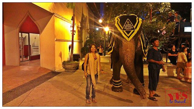 Siam Niramit Elephant