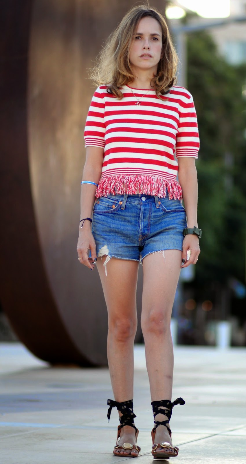 501, levi's, shortdenims, style, lookoftheday, stripes, fashionblog, bradpiit, אופנה, בלוגאופנה
