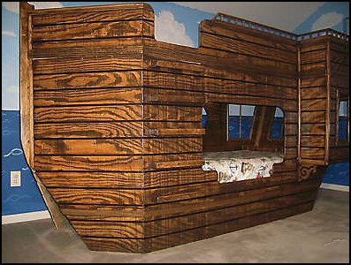 Maries Manor: theme beds - novelty furniture - woodworking bed plans ...