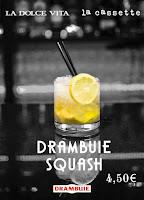 drambuie, dambruie, dambuie, danbuie, lemon, limon, squash, skuash, la cassette vitoria, la dolce vita vitoria, coctelería vitoria, gasteiz,