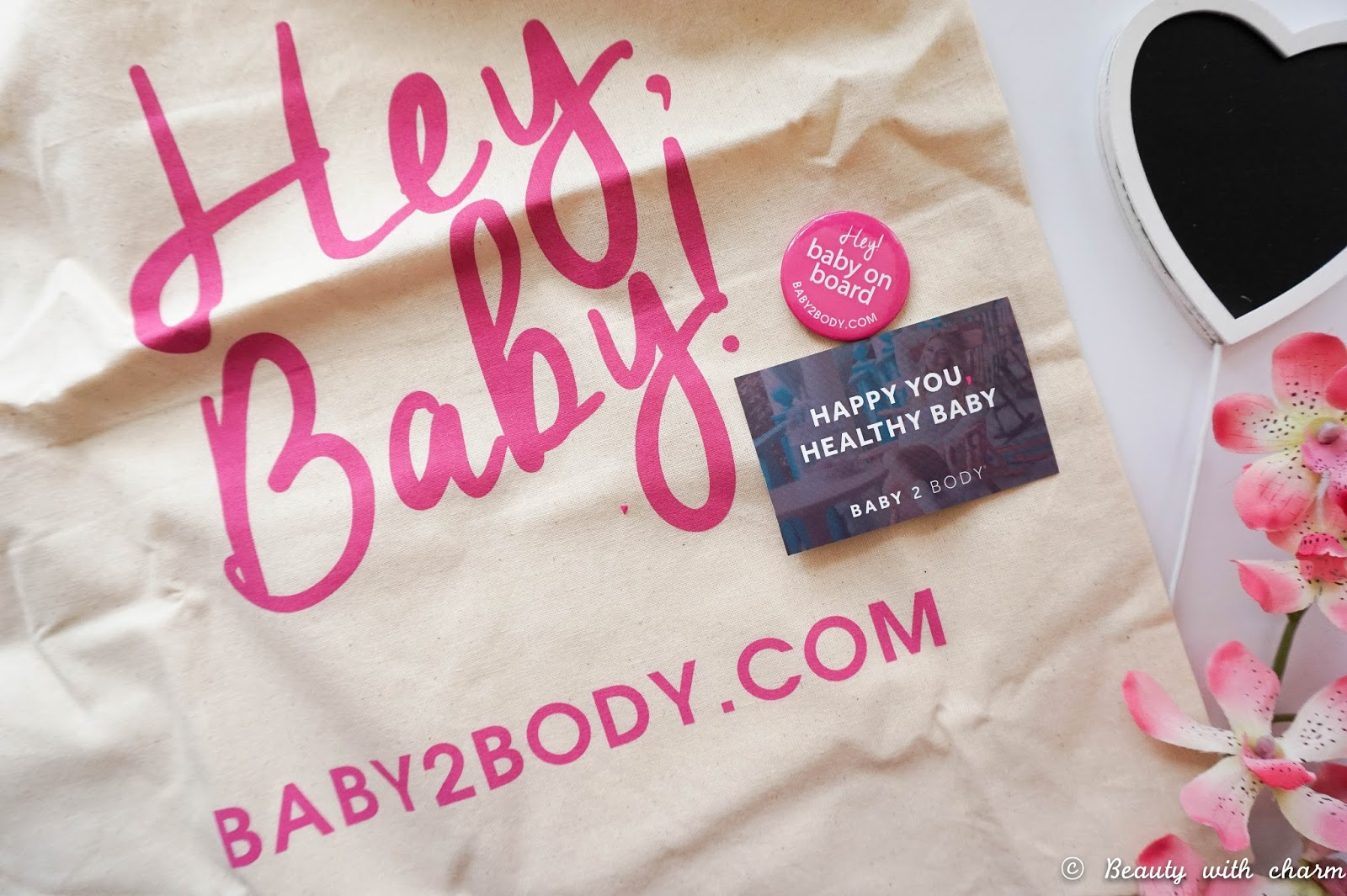 Baby 2 Body Beauty Box