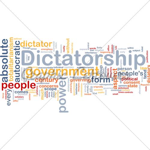a comparison of concept between democracy and dictatorship End quiz - can pupils distinguish between democracies and dictatorships  resources  democracy & dictatorship cards  looking at the concept.