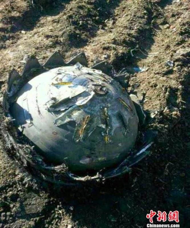 3 UFOs Flash Through Sky, Land In Northeastern China