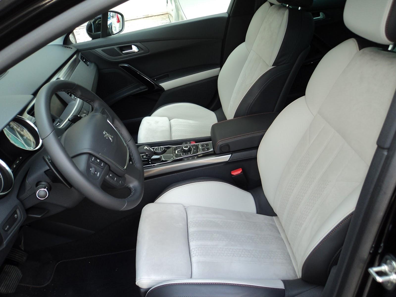 Peugeot 508 rxh ensaio quatro rodas e um volante for Interior 508 peugeot