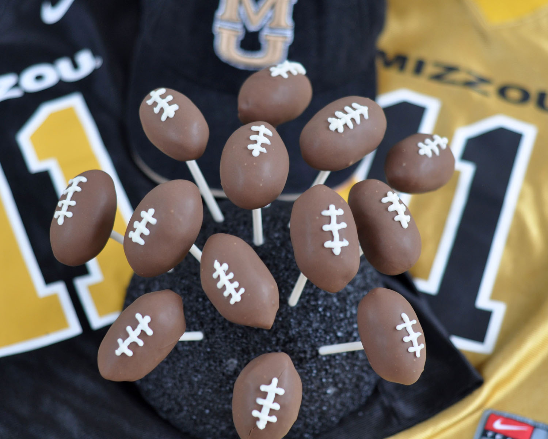 Football cake ball recipe