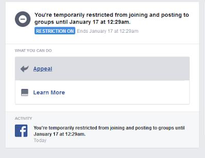 Mengatasi tidak bisa komentar di facebook 9