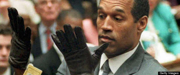 OJ Simpson's Attorney Tampered With Glove