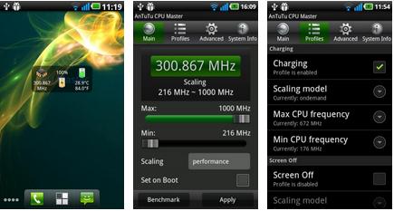 Cara Menambah dan Mengukur Kecepatan Prosesor Android