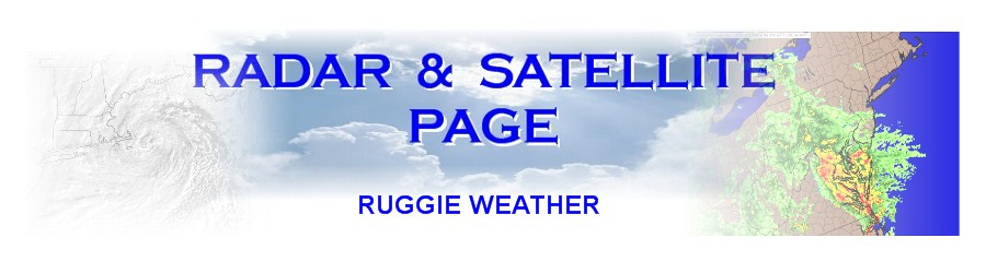 RUGGIE WEATHER RADAR/SAT. PAGE