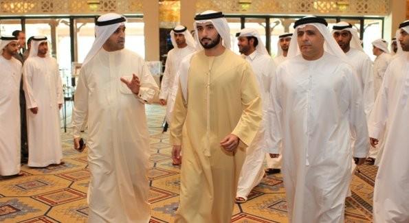 Dubai hombres