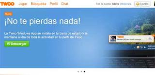 Descarga pagina contactos Twoo Desktop