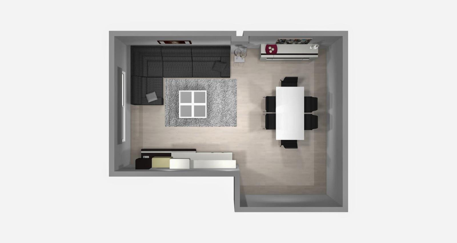 Tienda muebles modernos muebles de salon modernos salones de dise o madrid muebles de salon 3d - Planta de salon ...
