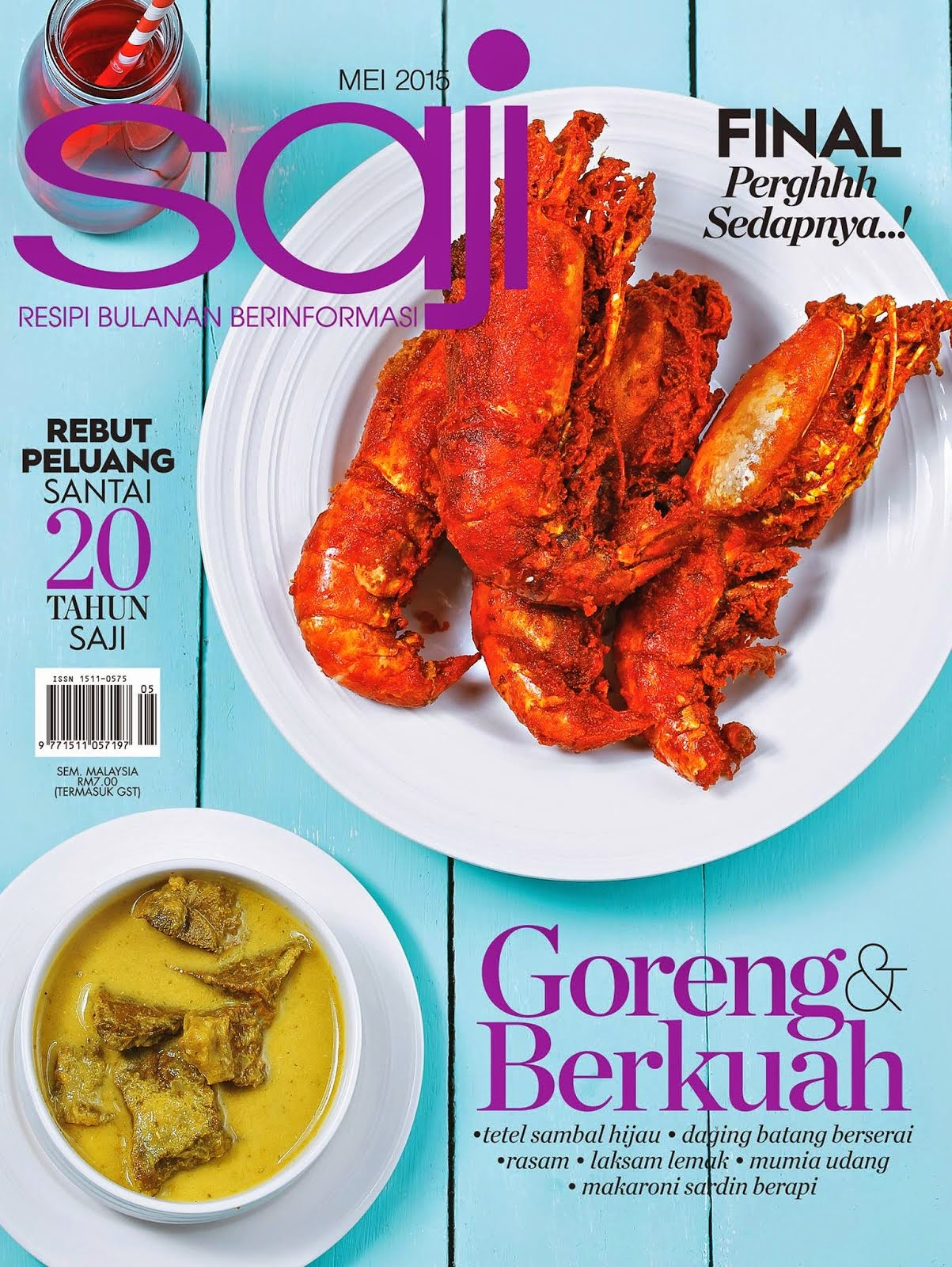 Majalah SAJI Mei 2015