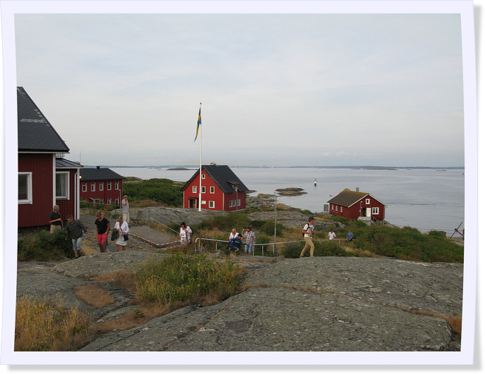 Swedish Village - Vinga Island