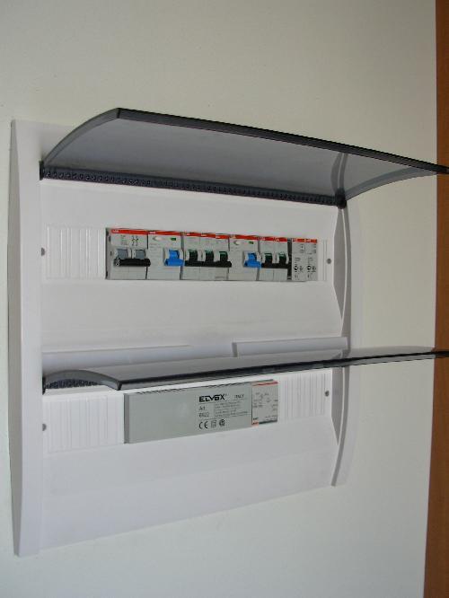 Schema Quadro Elettrico Per Civile Abitazione : Arredo in impianto elettrico civile necessario tecnico